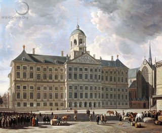 Town Hall Amsterdam